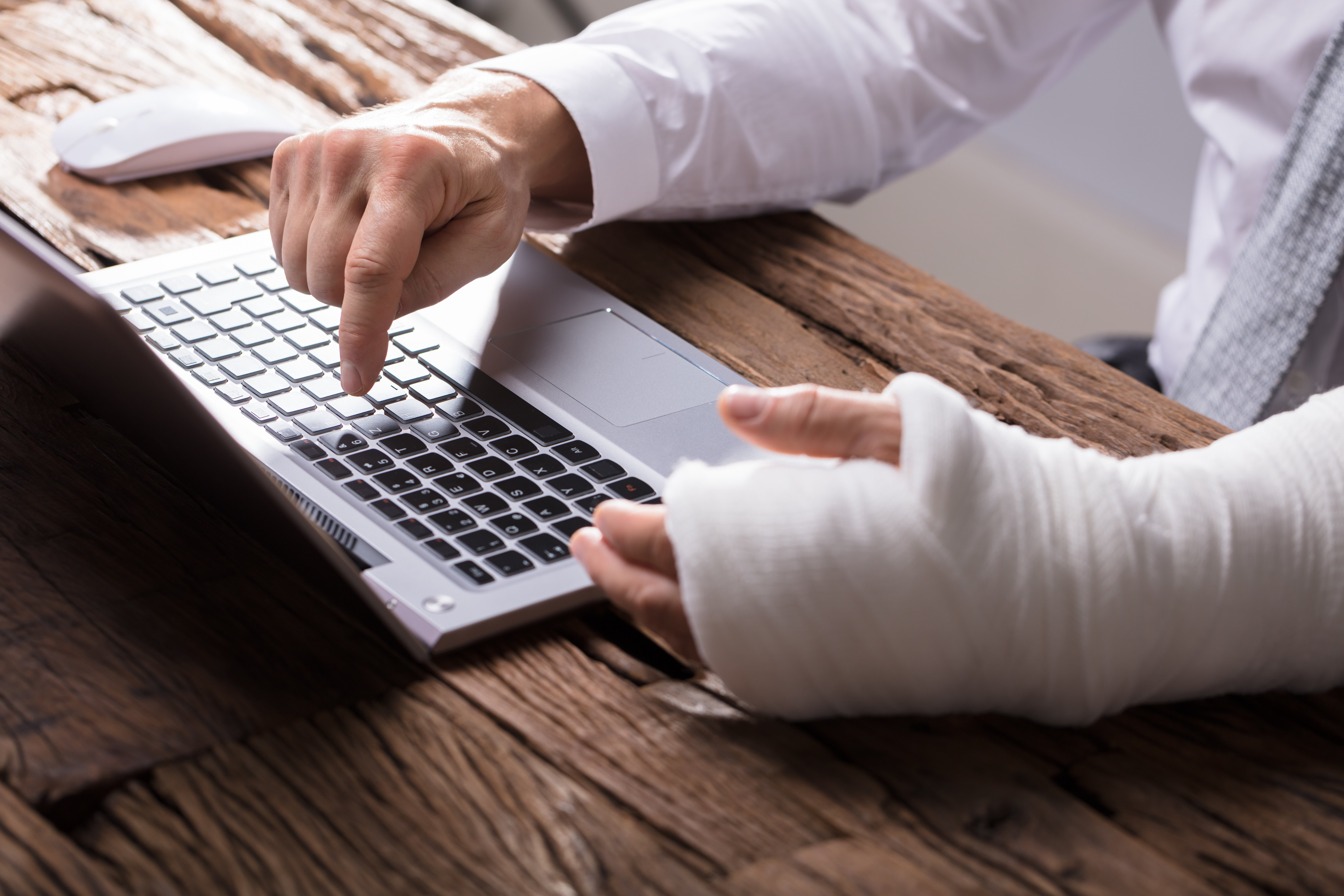 Should I Report My Work Injury?